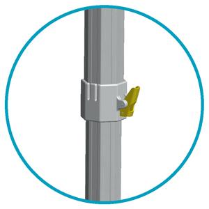 Konstrukcja Oca Pro - System podnoszenia